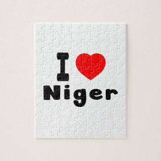 Amo Niger Puzzles Con Fotos