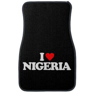 AMO NIGERIA ALFOMBRILLA DE AUTO