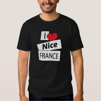 Amo Niza Francia Camisas