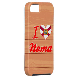 Amo Noma la Florida iPhone 5 Case-Mate Cárcasas