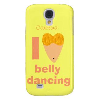 Amo nombre caprichoso del personalizado del bailar