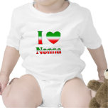 Amo Nonna (la abuela italiana) Camiseta