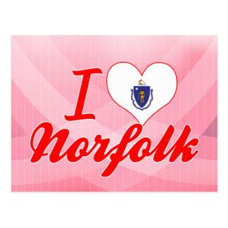 Amo Norfolk, Massachusetts Postal