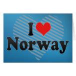 Amo Noruega Felicitaciones