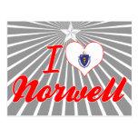 Amo Norwell, Massachusetts Postales
