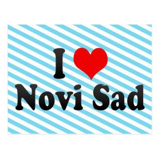 Amo Novi Sad, Serbia Postales