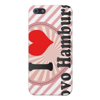 Amo Novo Hamburgo, el Brasil iPhone 5 Protector