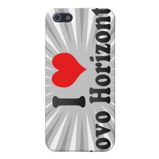 Amo Novo Horizonte, el Brasil iPhone 5 Carcasas
