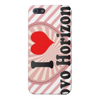 Amo Novo Horizonte, el Brasil iPhone 5 Fundas