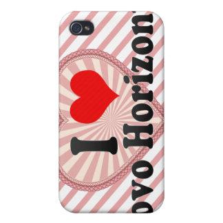 Amo Novo Horizonte, el Brasil iPhone 4 Cárcasa
