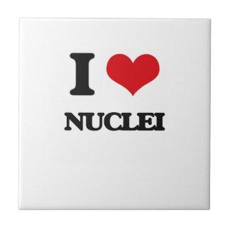 Amo núcleos azulejo