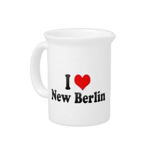 Amo nueva Berlín, Estados Unidos Jarrón