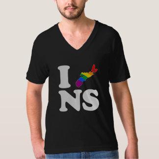 AMO NUEVA ESCOCIA GAY - BLANCO - .PNG POLERAS