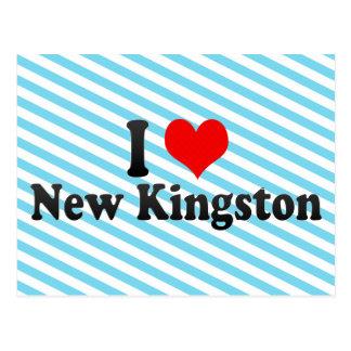 Amo nueva Kingston, Jamaica Postales