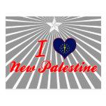Amo nueva Palestina, Indiana Postal