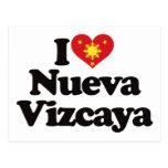 Amo Nueva Vizcaya Postal
