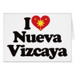 Amo Nueva Vizcaya Tarjeta