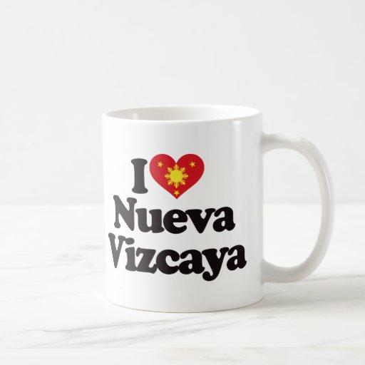 Amo Nueva Vizcaya Taza