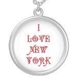 Amo Nueva York Colgante