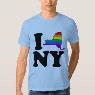 AMO NUEVA YORK GAY PLAYERA