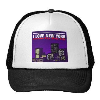 Amo Nueva York Gorro