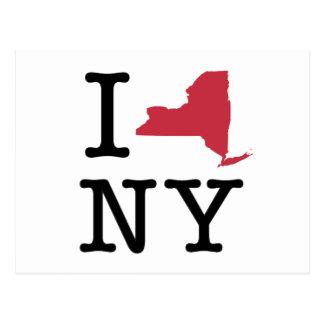 Amo Nueva York Postal