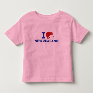 Amo Nueva Zelanda Polera