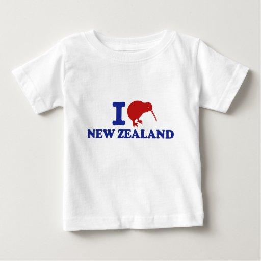 Amo Nueva Zelanda T-shirt