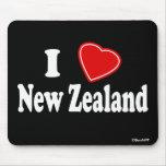 Amo Nueva Zelanda Tapete De Raton