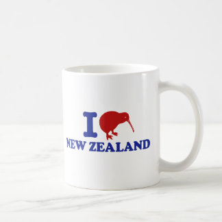 Amo Nueva Zelanda Taza