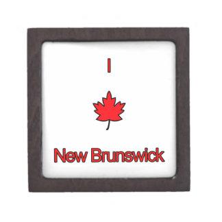 Amo Nuevo Brunswick Cajas De Joyas De Calidad