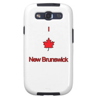 Amo Nuevo Brunswick Samsung Galaxy S3 Cobertura