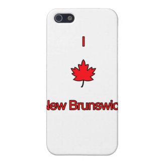 Amo Nuevo Brunswick iPhone 5 Cobertura