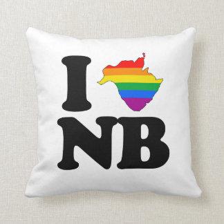 AMO NUEVO BRUNSWICK GAY - .PNG ALMOHADA