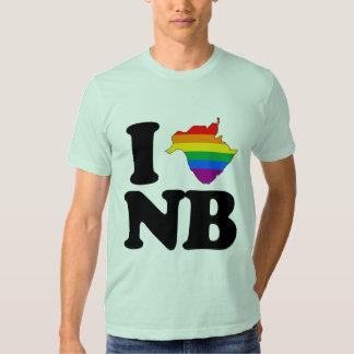AMO NUEVO BRUNSWICK GAY - .PNG POLERAS