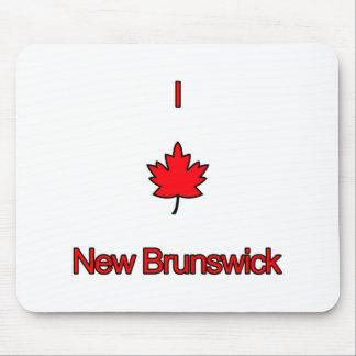 Amo Nuevo Brunswick Tapete De Raton