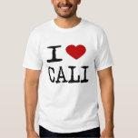 amo nuevo cali -- Camisetas Remera