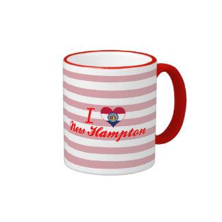 Amo nuevo Hampton, Missouri Taza De Café