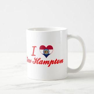 Amo nuevo Hampton, Missouri Taza
