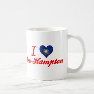 Amo nuevo Hampton, New Hampshire Tazas