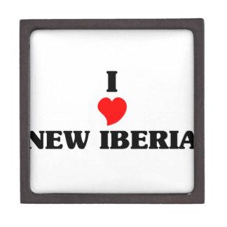 Amo nuevo Iberia Cajas De Recuerdo De Calidad