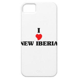 Amo nuevo Iberia iPhone 5 Carcasa