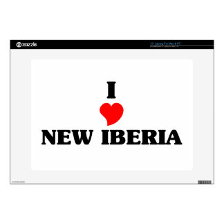 Amo nuevo Iberia Skins Para Portátiles