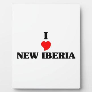 Amo nuevo Iberia Placas Para Mostrar