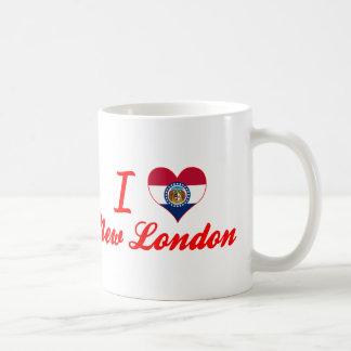 Amo nuevo Londres, Missouri Taza De Café