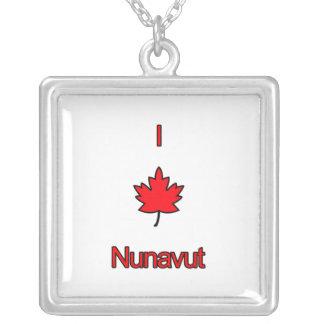 Amo Nunavut Colgante Cuadrado