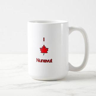 Amo Nunavut Taza Clásica