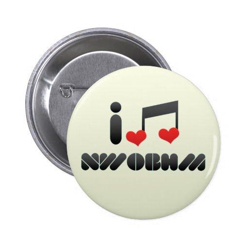 Amo Nwobhm Pins