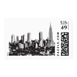 Amo NY D de Ceci Nueva York Franqueo