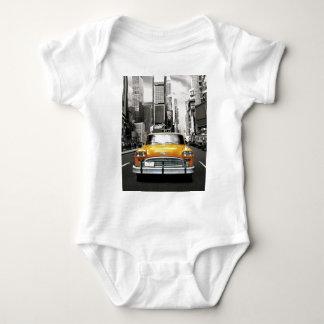 Amo NYC - taxi de Nueva York Body Para Bebé